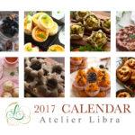 私が毎年カレンダーを作るワケ~アトリエリブラ2017カレンダーより~【教室開業・集客講座|横浜東京】