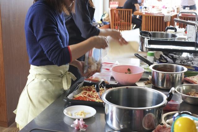 料理教室を開業するならビジネスについて学ぶことが大切!
