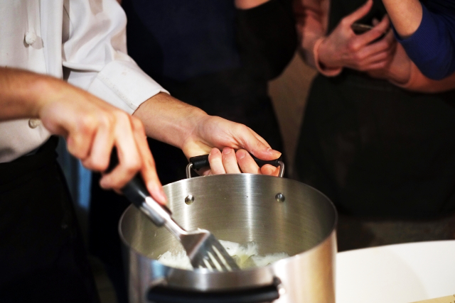 料理教室を継続するためのポイント