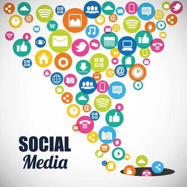 36625407 - social media design, vector illustration graphic